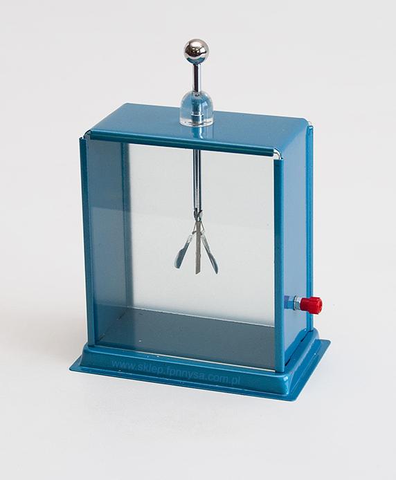 Pomoce dydaktyczne do nauki fizyki - Elektroskop